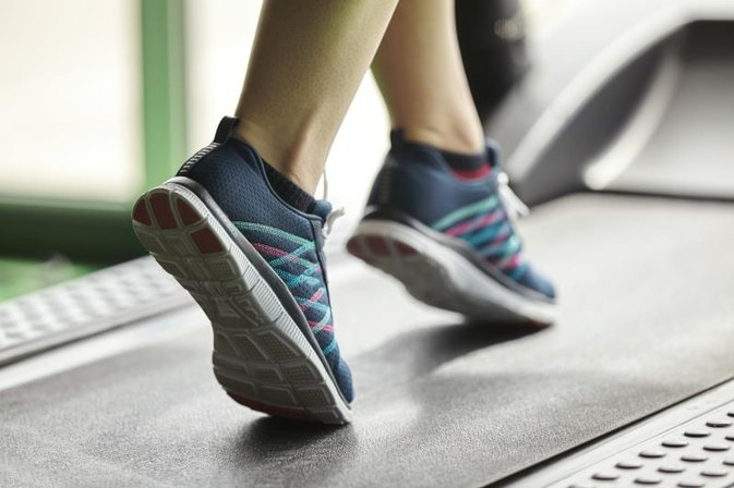 How to Calculate an Elevation Gain for a Treadmill