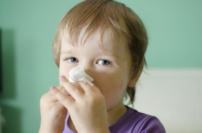 Treatments for Nasal Congestion in Toddlers