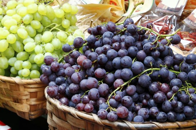 What Do Grapes Do to Your Body?