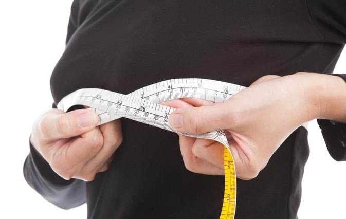Can You Gain Weight Just in the Breasts?