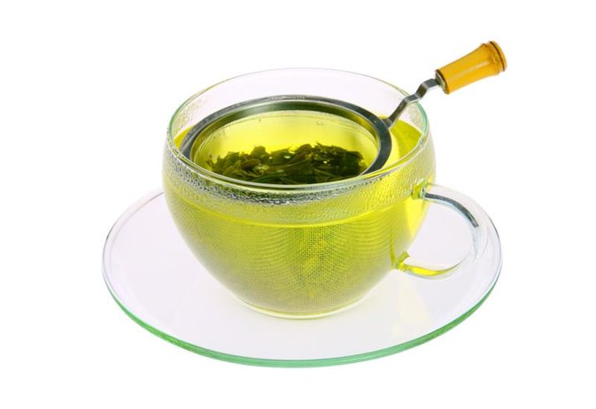 Does Diet Green Tea Have Caffeine?