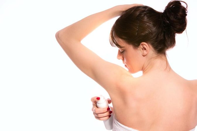 The Best Deodorant To Use To Prevent Wet Underarms