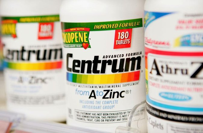Side Effects of Centrum Multivitamins