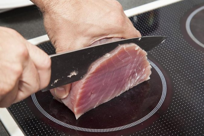 Nutritional Facts for Ahi Vs. Yellowfin Tuna