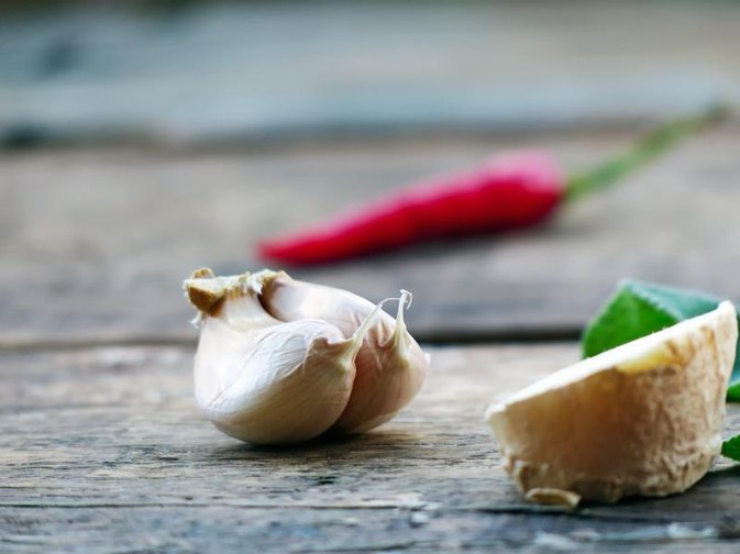 Is Ginger Garlic Paste Good for Your Health?