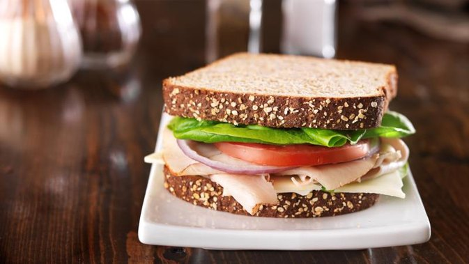Is a Turkey Sandwich Healthy?