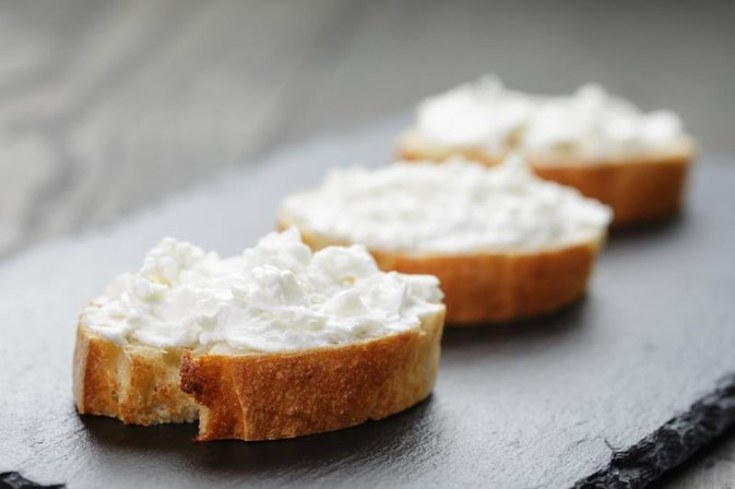 1/3 Less Fat Cream Cheese vs. Neufchatel