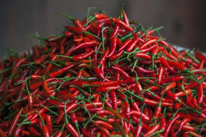 Cayenne Pepper and Metabolism