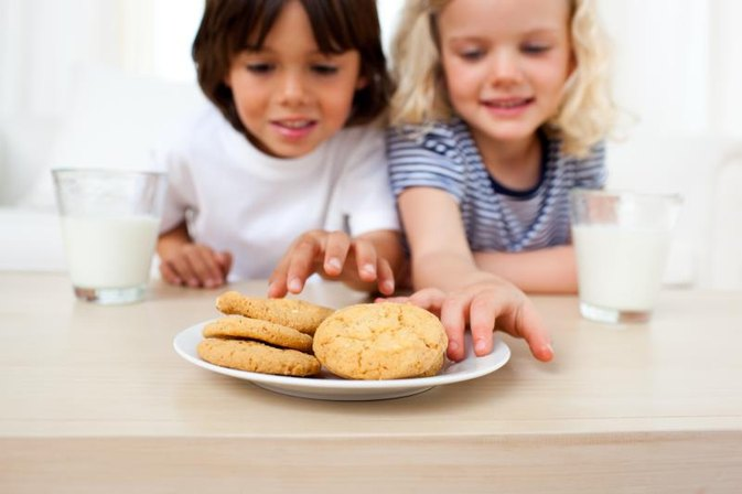 Healthy Cookies for Toddlers