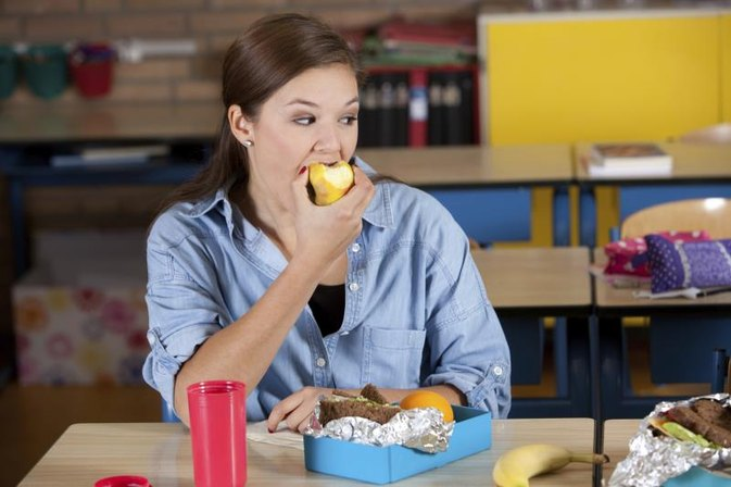 Healthy School Lunches for Teenagers