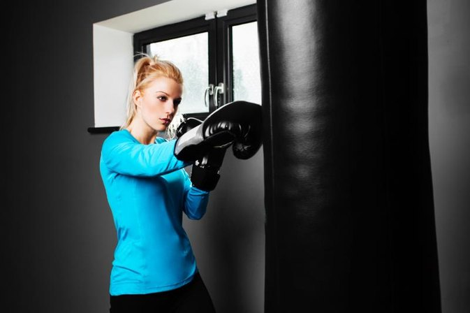 How to Hook Up an Everlast Punching Bag