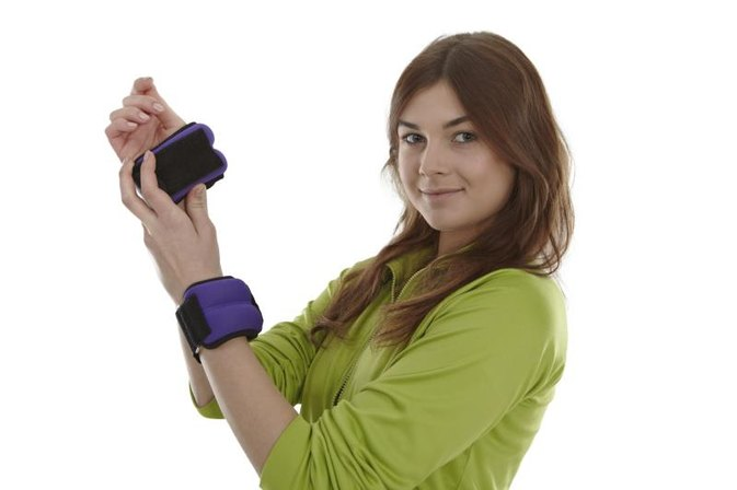 What Do Wrist Weights Help You Do?