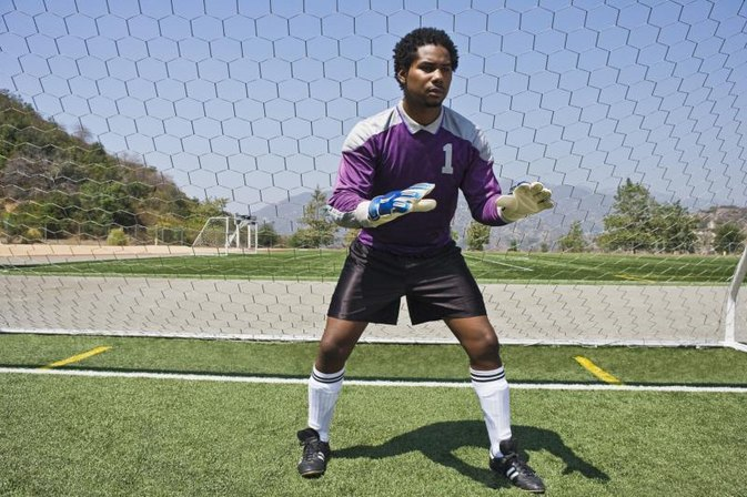 Why Do Soccer Goalkeepers Wear Different Uniforms Than the Rest of the Team?