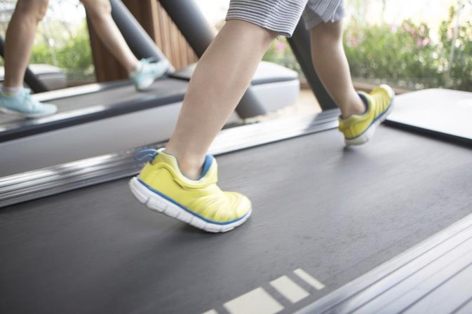 How to Put a Treadmill Upstairs