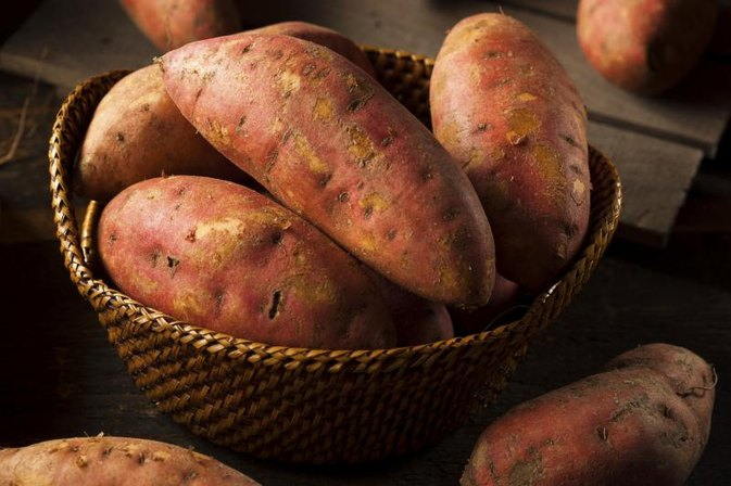 Sweet Potatoes Vs. Potato Oxalates