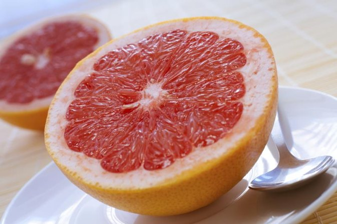 Benefits of the Ruby Red Grapefruit