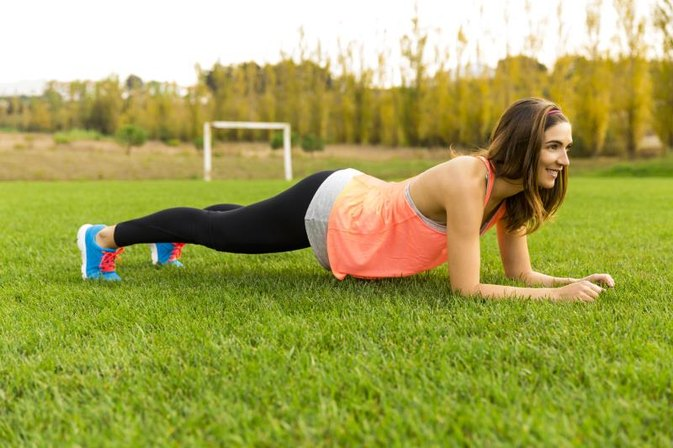 Beginner Ab Exercises for Women