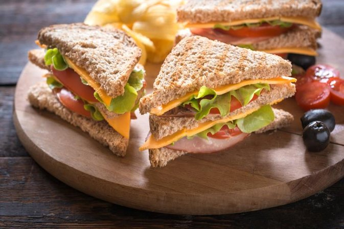 Can You Lose Weight Eating Sandwiches?