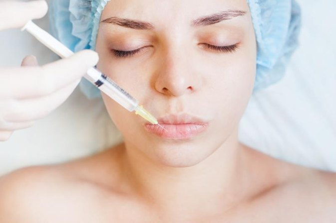 Botox for Wrinkles in Lips