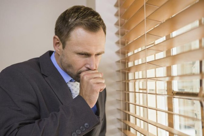 How Many Calories Are Burned by Coughing?