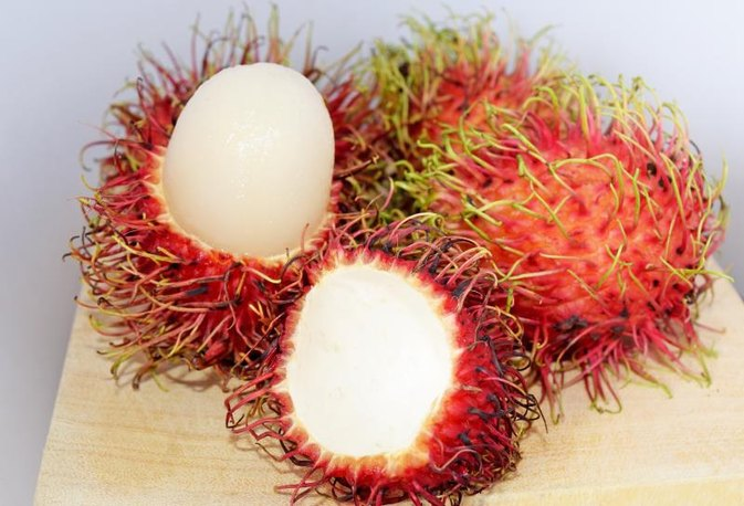 Nutritional Content of the Rambutan Fruit