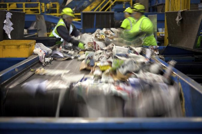 The Negative Effects of Recycling Paper