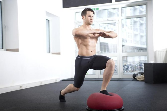 What Muscles Do Lunges Target?