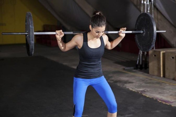 Common Groin Injuries From Squats
