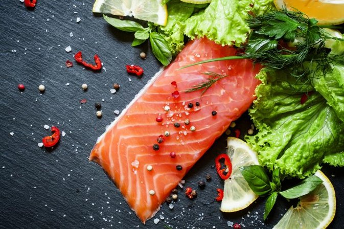 A salmon allergy livestrong com for Allergy eater fish