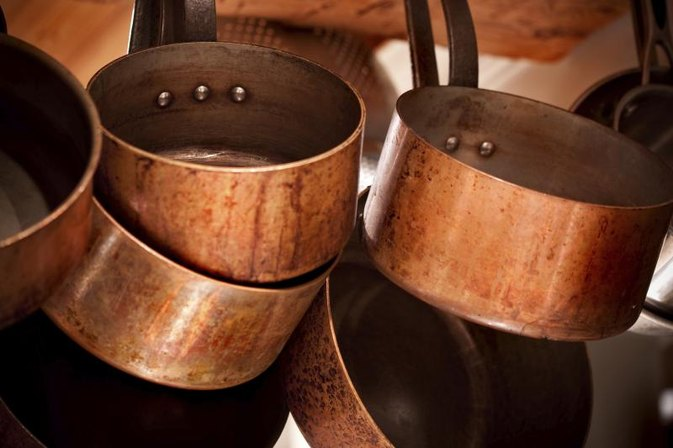Is It Safe to Cook in Copper Pots?