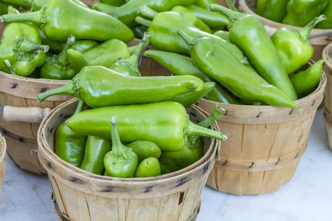 Green Chile Nutrition