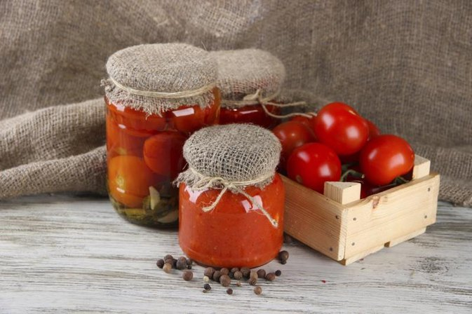 How to Make Tomato Jelly