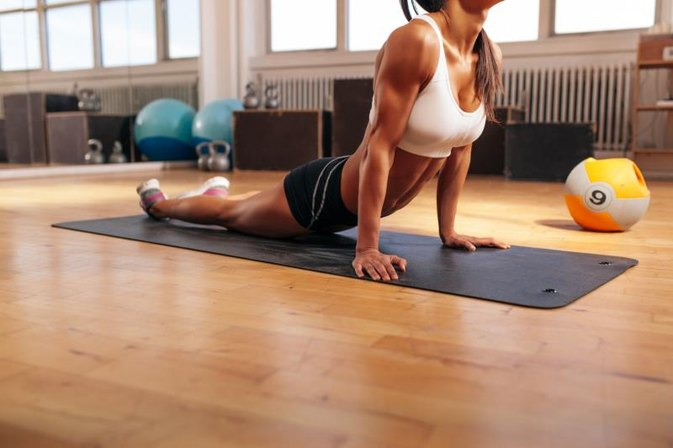 Lower Back Toning Exercises
