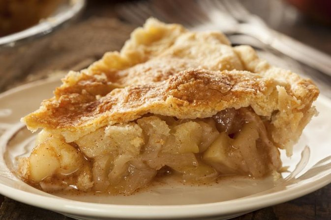What Can I Replace Cornstarch With When I Bake an Apple Pie?