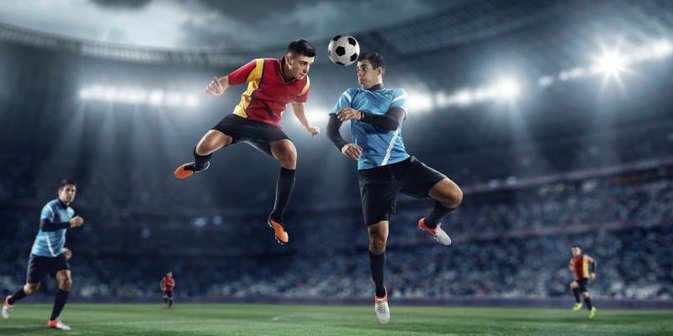 Professional soccer pictures