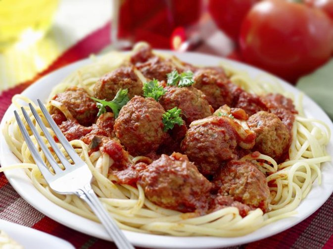 The Calories in Meatballs