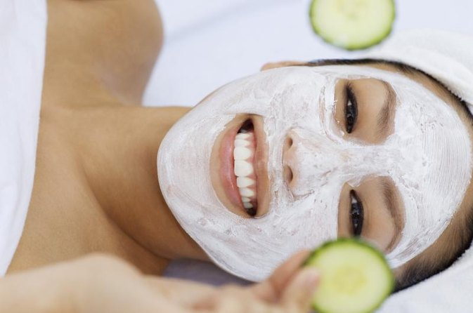 Homemade Face Masks for Combination Skin