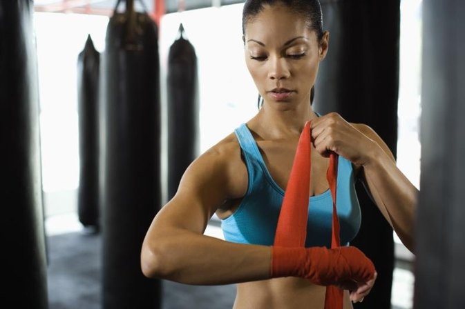 Differences Between Muay Thai Bags and Punching Bags