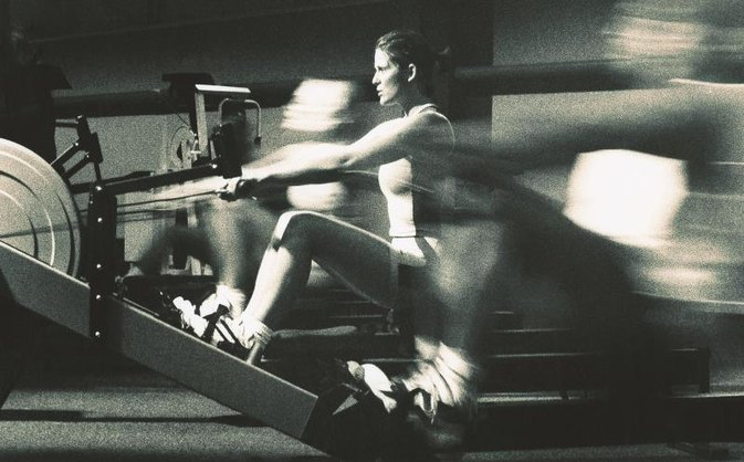 Rowing Ergometer Training