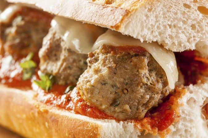Subway Meatball Sub Nutritional Facts
