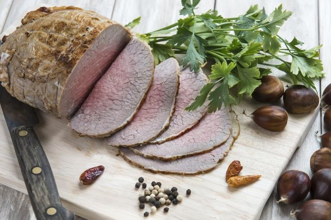 How to Cook a 2 1/2-Lb. Eye of Round Roast