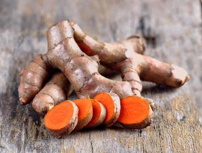 How to Juice a Turmeric Root