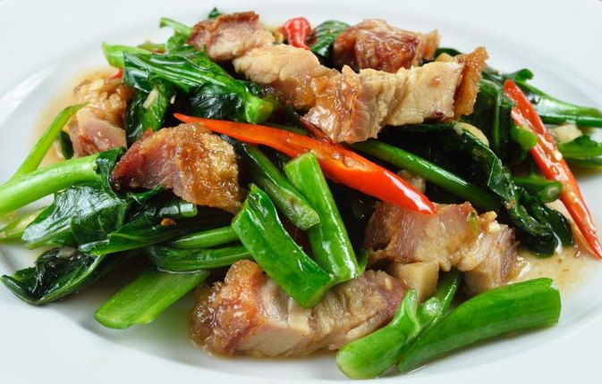 How to Make Stir Fry With Boneless Pork Chops