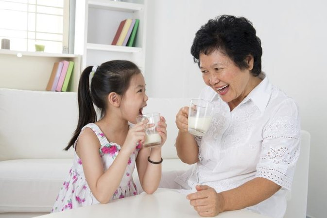 Is Soy Milk Dangerous for Children to Drink?