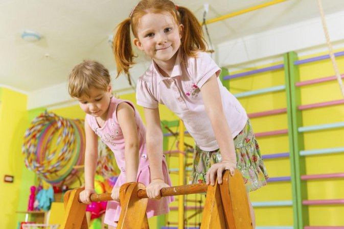 Easy Gym Games for Kids