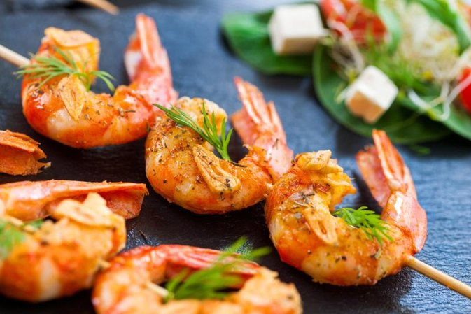 The Nutrition of Langostino