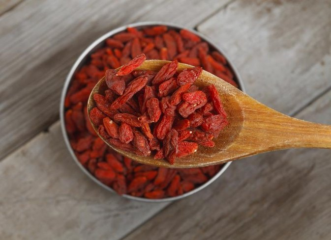 Goji Berry Nutritional Facts