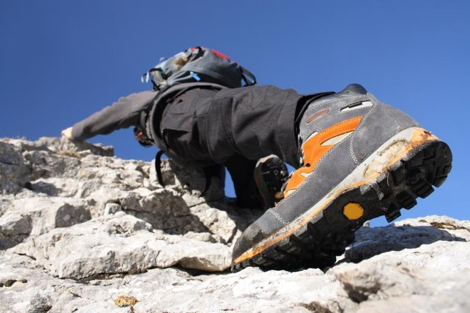 How to Make Climbing Shoes Stick Better