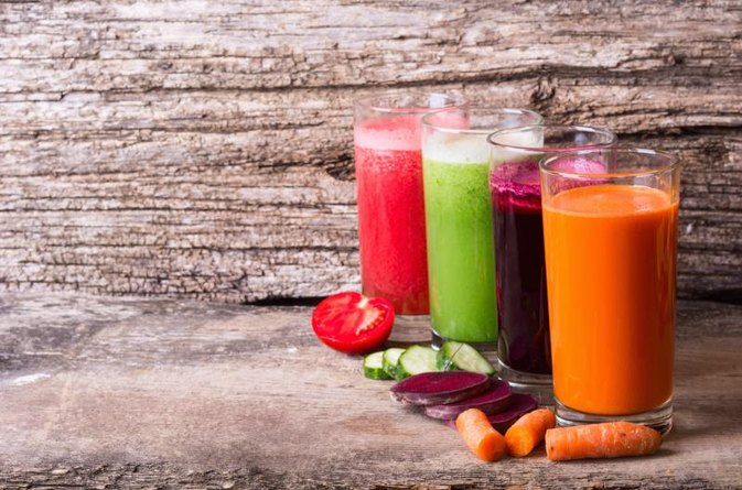 Juicing for Ulcerative Colitis