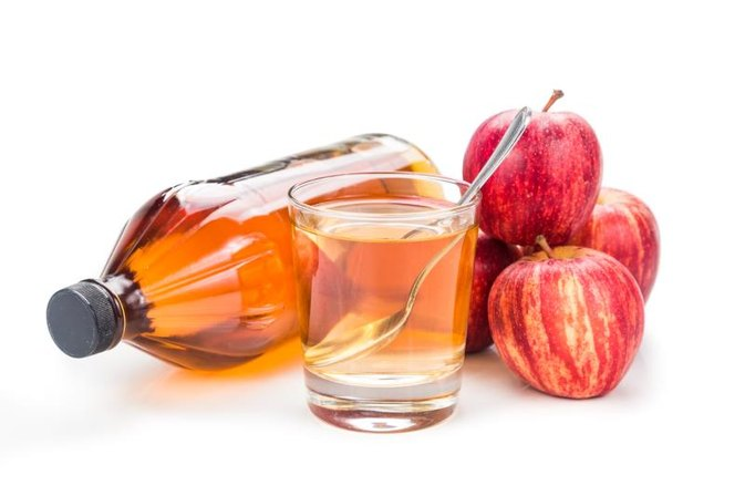 Apple Cider Vinegar for Allergic Contact Dermatitis